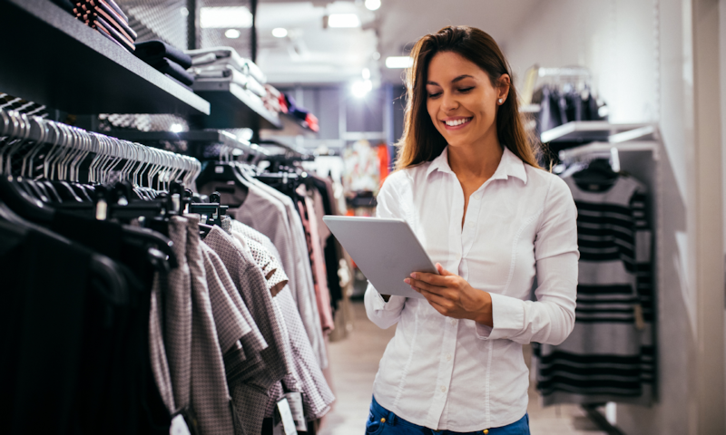 Organizing your store with PLM software